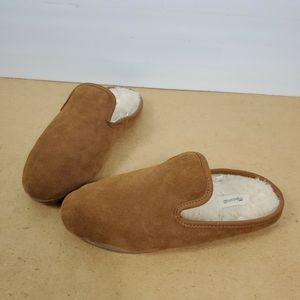 Madewell Womens Size 9 Suede The Loafer Scuff Slip